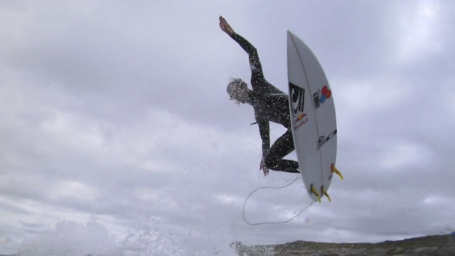 Jordy Smith Lose Yourself Somewhere