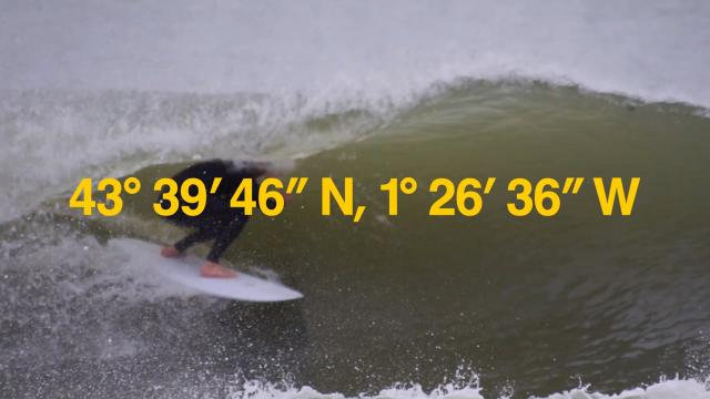 La minute Planche de surf