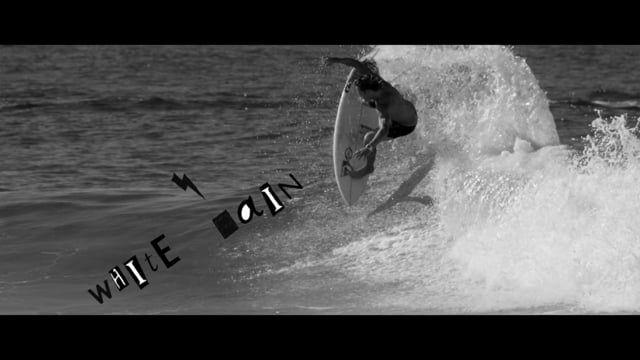 Shane Sykes - white rain