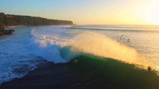 Padang Padang Swell of Decade