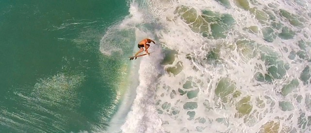 Surf Reel (Drone) Crane Aerials