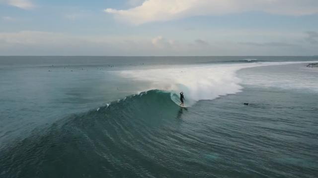 Manta Surf Charter 14 - 21 August 2017