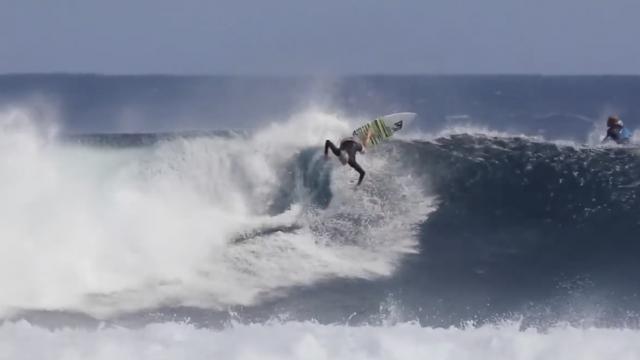 John John Florence's Fijian Memories - TransWorld SURF