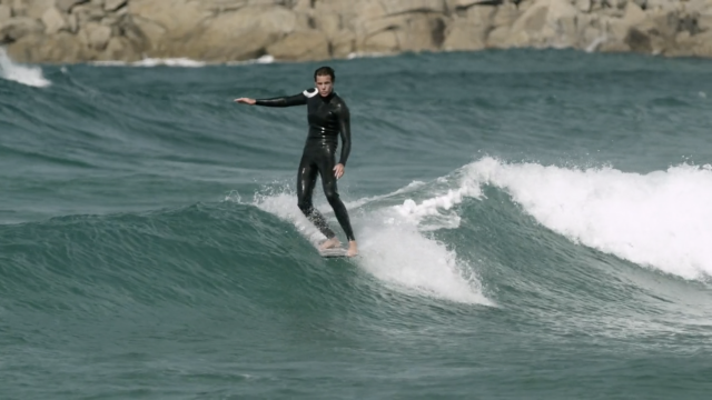 Swamis Single Fin Session Four
