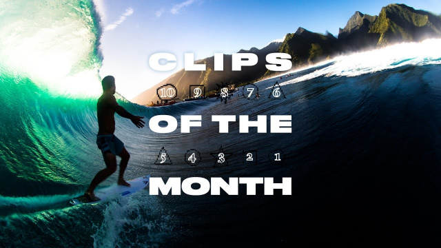 The Best Surf Clips From the Month of April 2019
