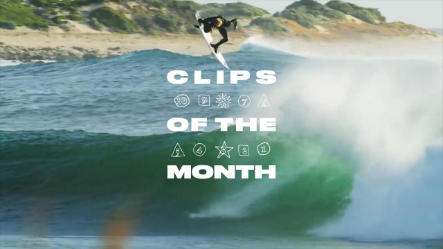 All  The Best Airs, Turns and Tubes From The Month Of August
