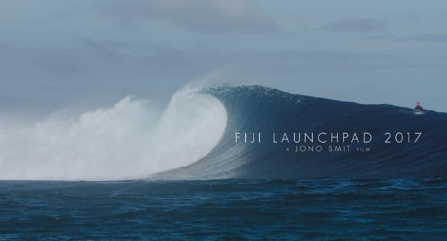 Fiji Launchpad 2017 - Jono Smit