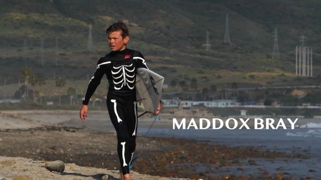 MADDOX BRAY - Lowers and The Wedge