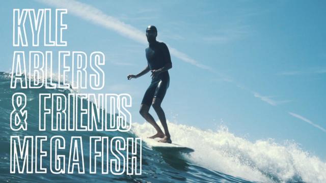 KYLE ALBERS & FRIENDS | MEGAFISH 9~11