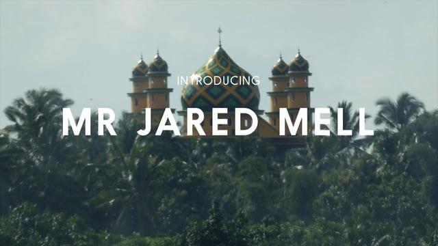 JARED MELL JOURNAL VOL. 3