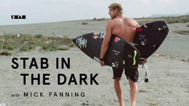 Mick Fanning's Search For The Premier Epoxy Surfboard | Stab In The Dark