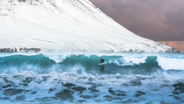 Surfing in Iceland- The Arctic Surfers