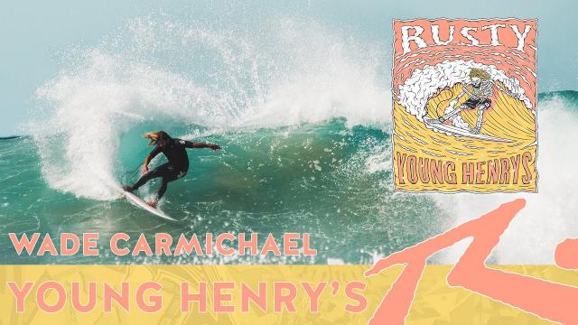Rusty x Young Henrys x Wade Carmichael