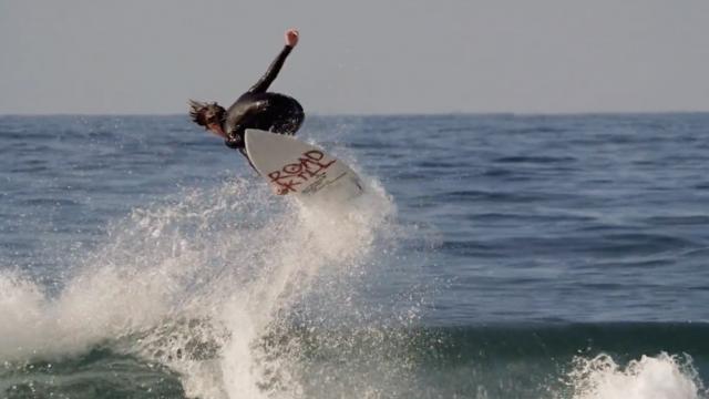 SURF TRASH - Brad Flora