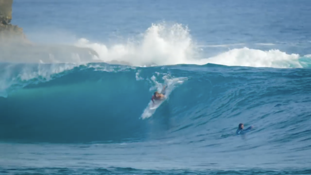 THE SURFING MAGAZINE ARCHIEVE: Clay Marzo Does Indo