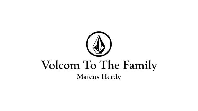 Volcom To The Family