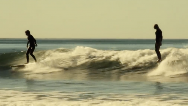 Canvas Surfboards The Movie