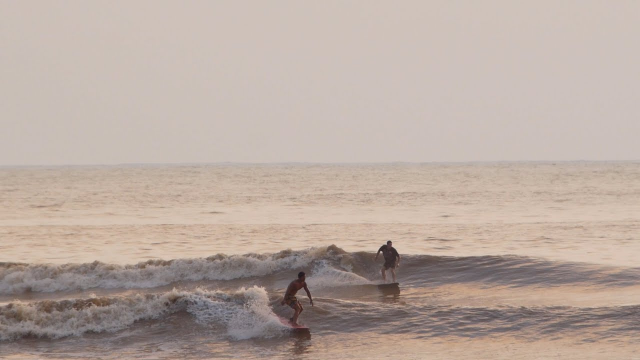 The Domke Daily 83: Skimdonesia | Finless Surfing A Long Left Point In West Indonesia