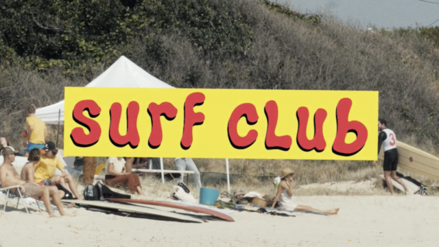 Surf Club #5 by Max Alesbury