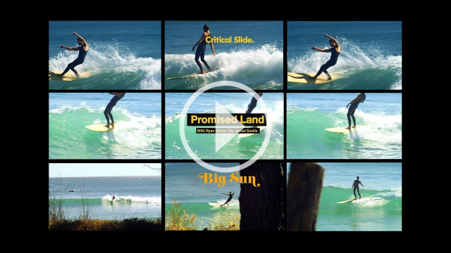 Promised Land ~ Ryan Glover & Jarrod Saville