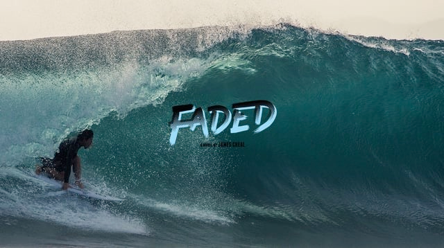 Chilli Surfboards - Faded