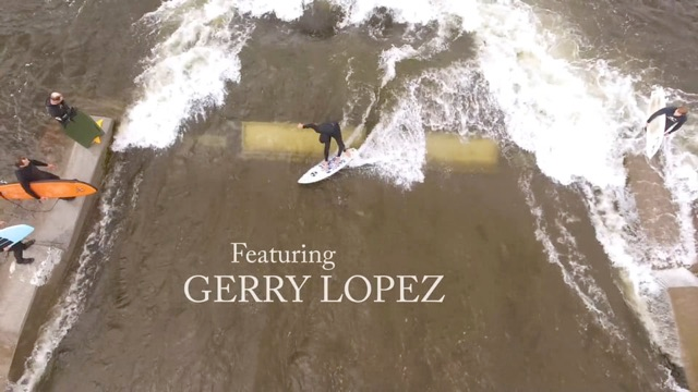Bend Oregon River Surfing with Gerry Lopez