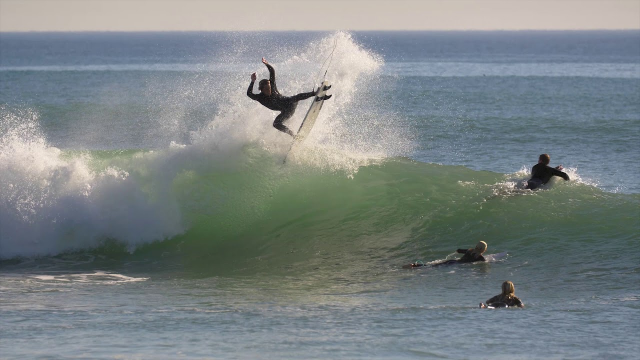 Channel Islands Surfboards - Parker Coffin, Late Season Lowers