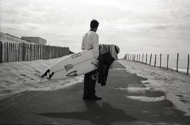 Surf My Heritage: Eithan Osborne