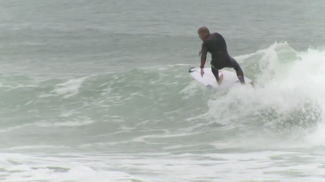 Mick Fanning Euro Sessions