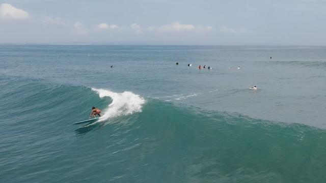 Canggu Batu Bolong Beach