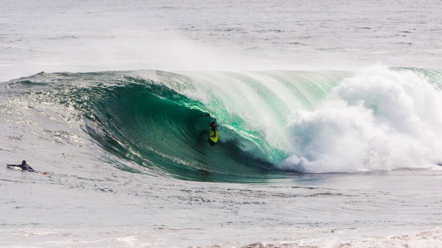 Inside the bowl - Charly Quivront