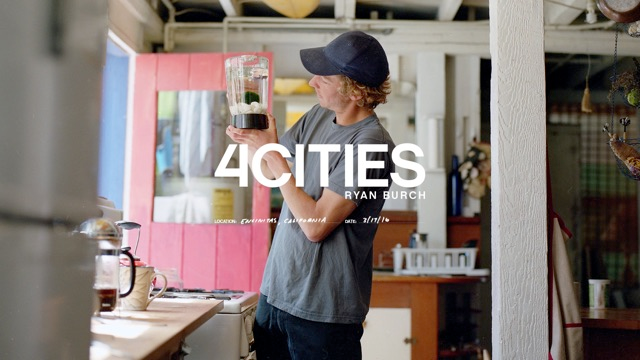 Ryan Burch in Encinitas - 4 Cities (Ep.2), What Youth x Volcom