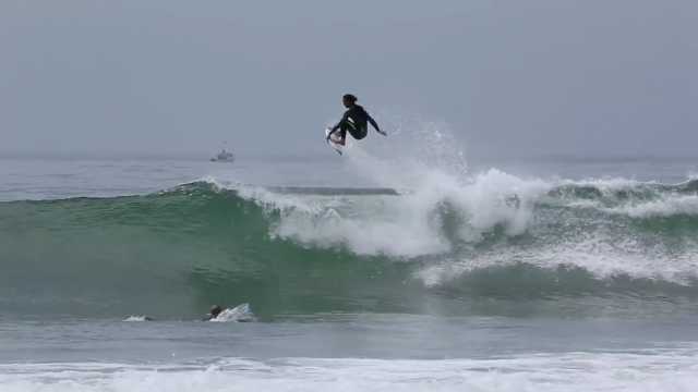 Jordy Smith Pre lowers clip | O'Neill