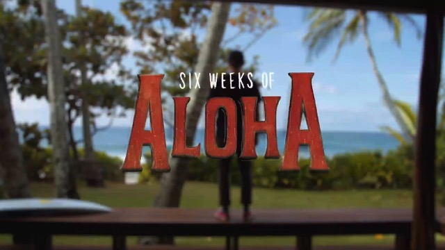 6 Weeks of Aloha
