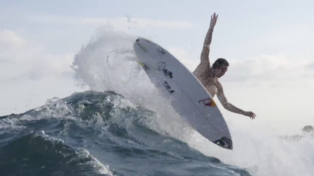 Here's What Happened Down The Beach During The Keramas Comp | Amp Sessions May 2018