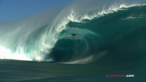 Teahupoo Orange Code July 2015