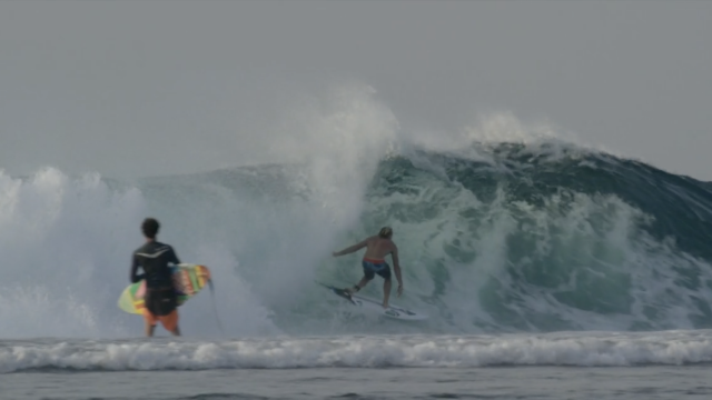 ASHER WALES IN INDO