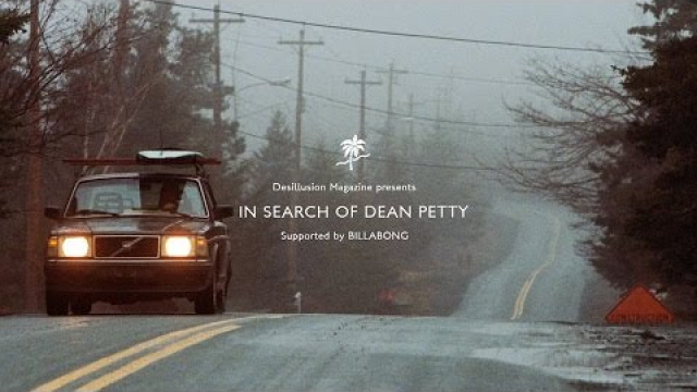 In Search of Dean Petty