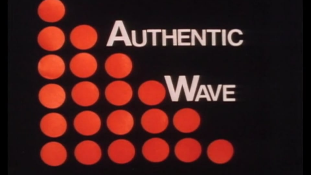 Authentic Wave : 16mm short film (2000~2012)