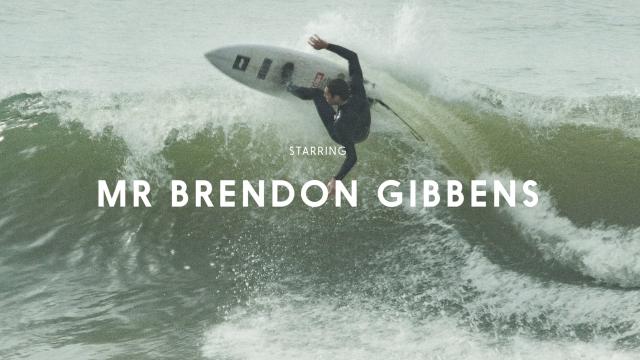 BRENDON GIBBENS VOLUME 3