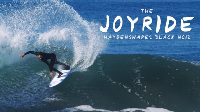 The Joyride Board Test: Haydenshapes Black Noiz