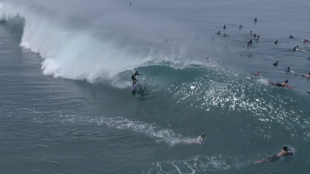 Another Epic Hawaii Edit - Pipeline From Land And Air