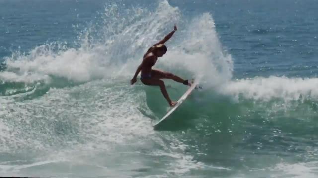 Tia Blanco - Two Days Surfing Trestles