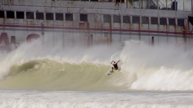 Surfing Morocco - Eneko Acero & Natxo Gonzalez