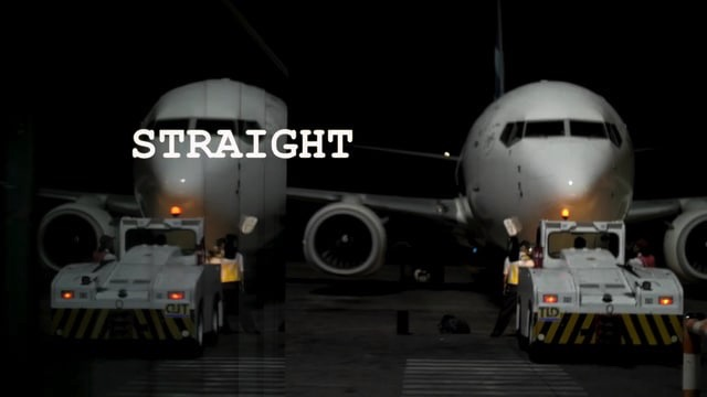 Straight (feat. Walsh & Wightman)