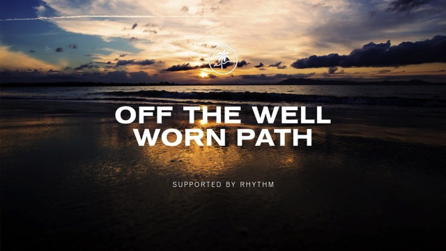 Off The Well Worn Path - Asher Pacey