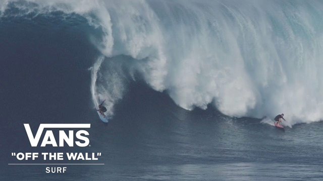 Big Wave Stoke: Tom Lowe's Brau Mixtape | Surf | Vans