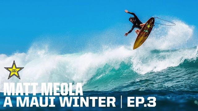 Matt Meola | A Maui Winter | EP 3