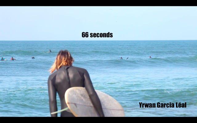Yrwan Garcia Léal /66 seconds