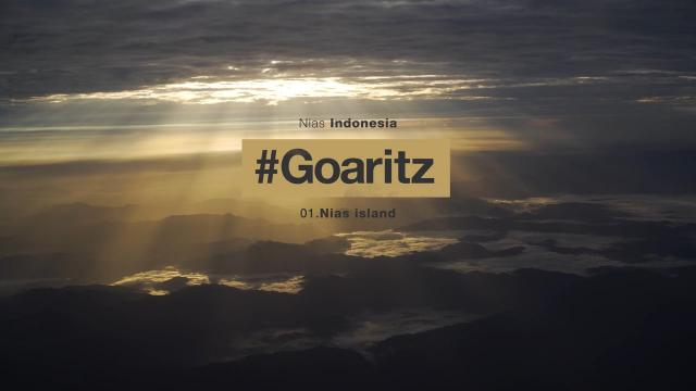 #GOARITZ 2017: Nias